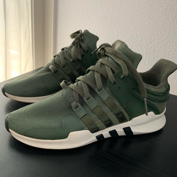 adidas Shoes   Adidas Eqt Army Green